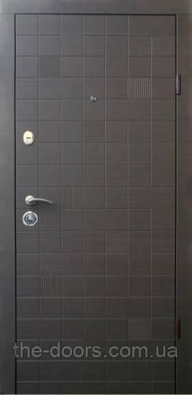 Дверь входная Qdoors модель Каскад эталон