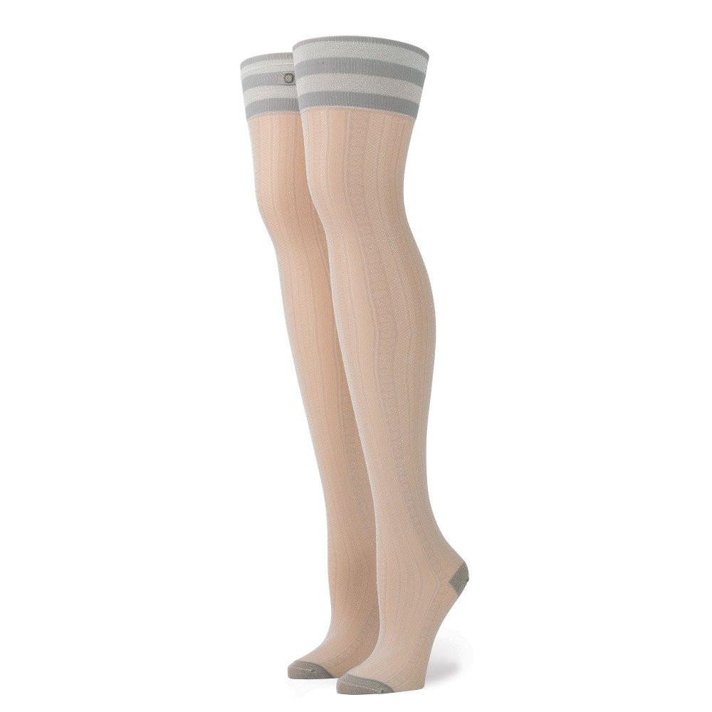 Оригинальные Носки Stance Rihanna Pure Platinum  W815D17PUR-GREY