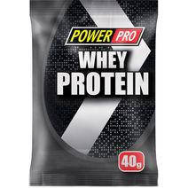 Протеїн Power Pro Whey Protein 40 g