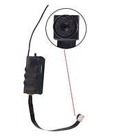 Выносная мини камера FULL HD 1080P с записью на SD карту до 32 Gb с батареей + пульт ДУ