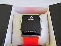 Часы унисекс спортивные LED
