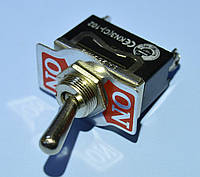 Тумблер KN3(C)-102  3pin ON-ON   PRK0030-2