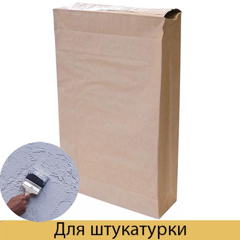 Бумажные мешки для штукатурки, фото 2