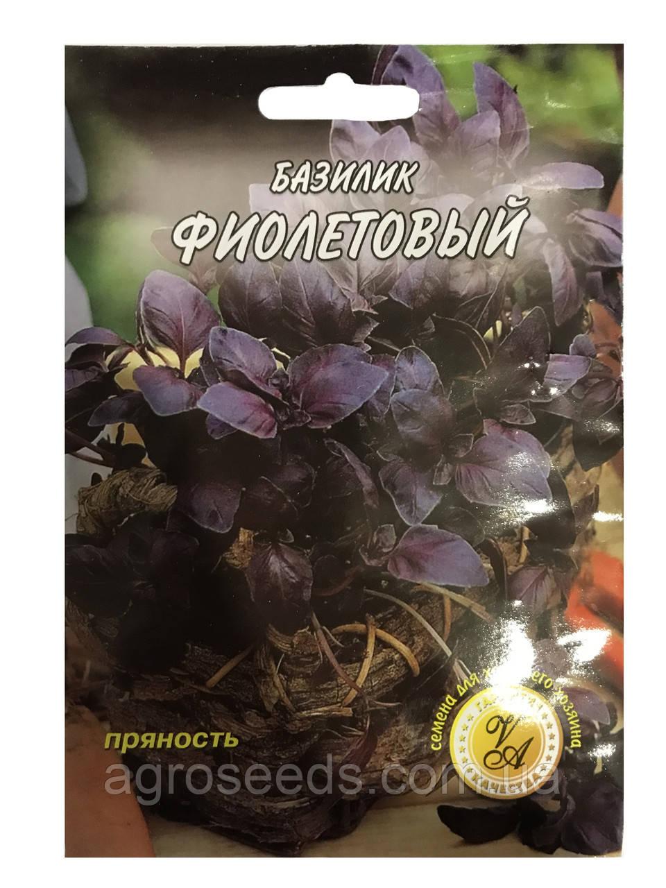 Семена базилика Фиолетовый 3 г