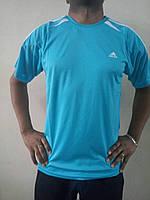 Мужская футболка Адидас большого размера