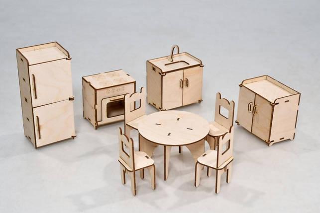 Мебель премиум FANA для особняка Барби - Кухня, фото 2
