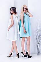 Женское летнее платье с бантом сзади (Венера mrb), фото 2