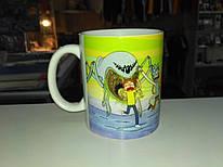 Чашка Рік і Морті