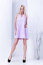 Женское летнее платье с бантом сзади (Венера mrb), фото 3