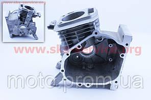 Блок двигателя 168F 68 мм для  бензинового мотоблока