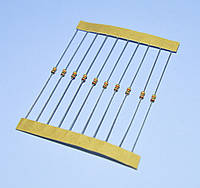 Резистор 0,125Вт     1,0 kOm 5% CFR (1,9х3,5мм), лента  Royal Ohm