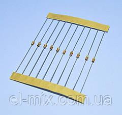 Резистор 0,125Вт     2,0 kOm 5% CFR (1,9х3,5мм), лента  Royal Ohm