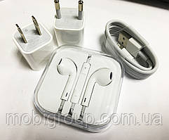 Комплект 3 в 1 для iPhone 6 / 6Plus / 7 / 7Plus / 8 / 8Plus / X