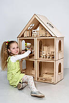 Мебель премиум FANA для особняка Барби - Кухня, фото 3