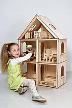 Мебель премиум FANA для особняка Барби - Гостиная (3013), фото 3