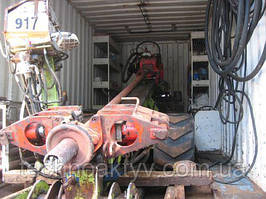 Буровая установка John Deere - Установка ГНБ на гусеничном ходу