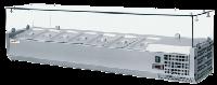 Витрина для топпинга Rauder SRV 1500/330