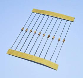 Резисторы постоянные CFR 0,125Вт 5%