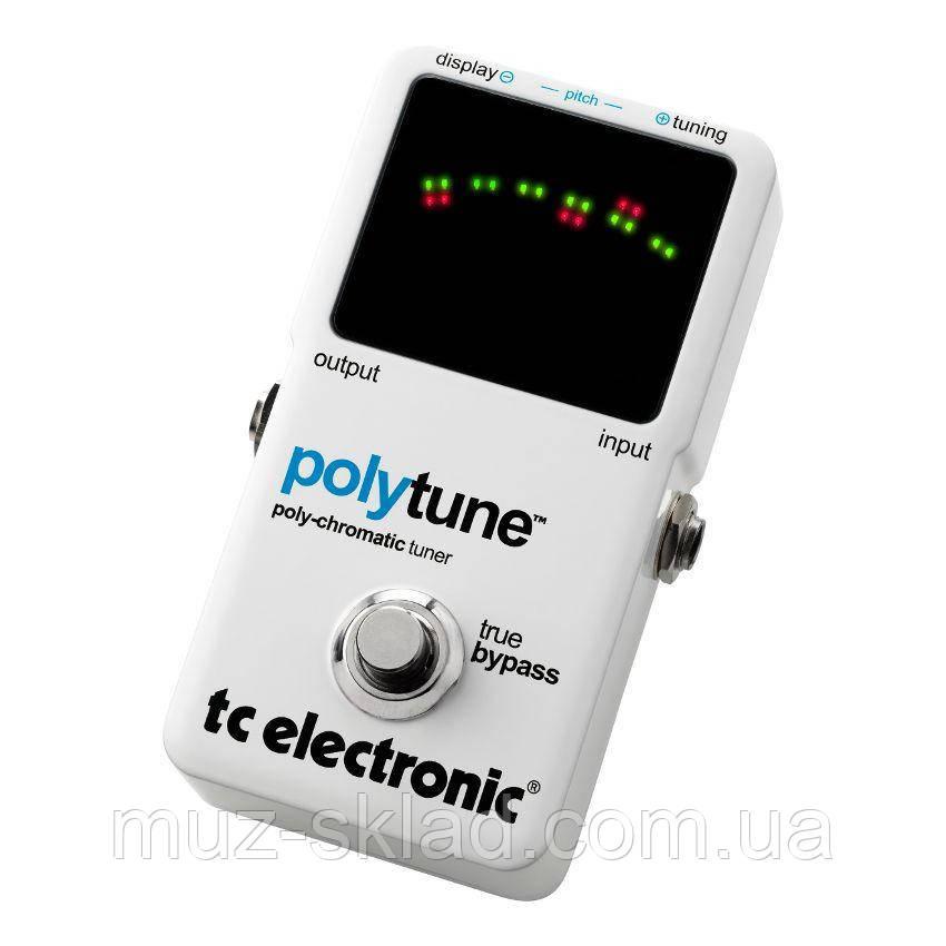 T.c. electronic PolyTune тюнер