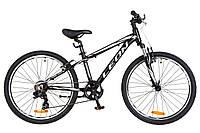 """Велосипед подростковый 24"""" LEON JUNIOR AM VBR 2018, фото 1"""