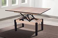 Стол трансформер Флай (дуб сонома) МИКС-мебель