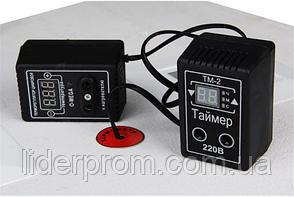 Инкубатор Курочка Ряба ИБ-120 автомат на 120 яиц, цифровой, вентилятор, таймер, фото 2