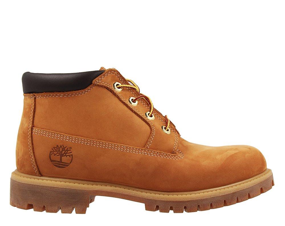 Оригинальные Ботинки Оригинальные Кроссовки Timberland Premium WP Chukka  23061