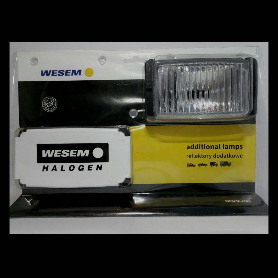 Додаткові фари Wesem Весем ближнього світла HM1.08031