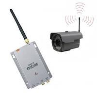 Комплект из беспроводной уличной камеры 1000 ТВЛ + приёмник видеосигнала, до 700 метров (модель LIA90W kit), фото 1