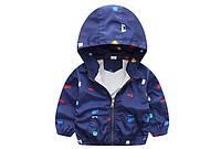 Детская демисезонная куртка.Куртка на мальчика.Арт.1531