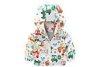 Детская демисезонная куртка.Куртка на мальчика.Арт.1533, фото 1