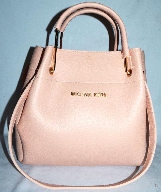 8436c2ff0e7f Женская сумка с клатчем Michael Kors 28*26 цвет пудра - Беатрисса интернет  - магазин
