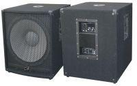 Комплект сабвуферов City Sound CSW-15A-2