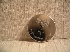 Maxell ML 2032 аккумулятор