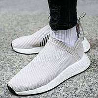 "Adidas NMD_CS2 Primeknit Women ""Pearl Grey"""