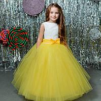 """Нарядное выпускное бальное платье для девочки """"Лилия"""", фото 1"""