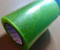 Скотч упаковочный 180мм зелёный прозрачный, 54 микрон