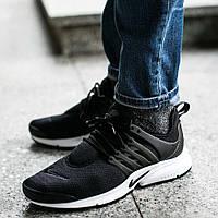 "Оригинальные кроссовки Nike Wmns Air Presto ""Black/White"""