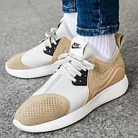 """Оригинальные кроссовки Nike Wmns LunarCharge Premium """"Mushroom"""""""