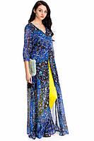 Женское платье на пуговицах Pronto Moda