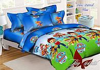 Комплект постельного белья Paw patrol blue