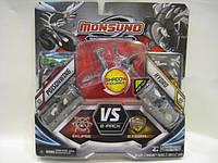 Набір для битви на 2 гравця Monsuno Eclipse - STORM POISONWING і HYDRO (Сombat 2-Packs) W3 (2 фігурк(24973-14573-MO)