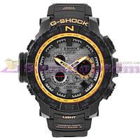 Часы наручные G-SHOCK MTG-S1000 Вlack-Gold