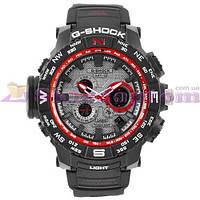 Часы наручные G-SHOCK MTG-S1000 Вlack-Red