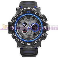 Часы наручные G-SHOCK MTG-S1000 Вlack-Blue