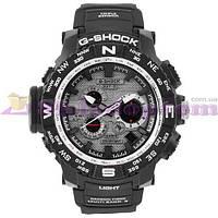 Часы наручные G-SHOCK MTG-S1000 Вlack-Silver