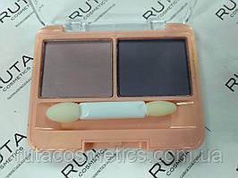 Parisa Cosmetics тени матовые двойные (06)