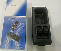 Блок стеклоподъемника (кнопки) Ланос 2 кнопки Genuine