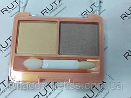 Parisa Cosmetics тени перламутровые двойные (10)