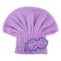 Полотенце для волос (чалма, тюрбан)